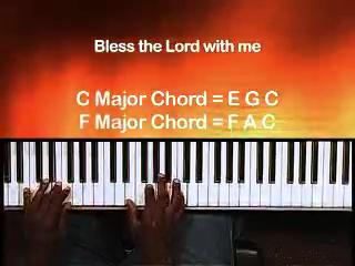 Bless The Lord With Me