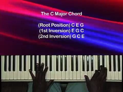 Major Chord Study Introduction
