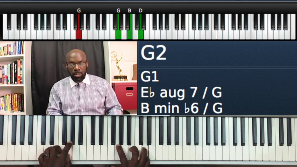 Lesson 35 – Diminished Chord