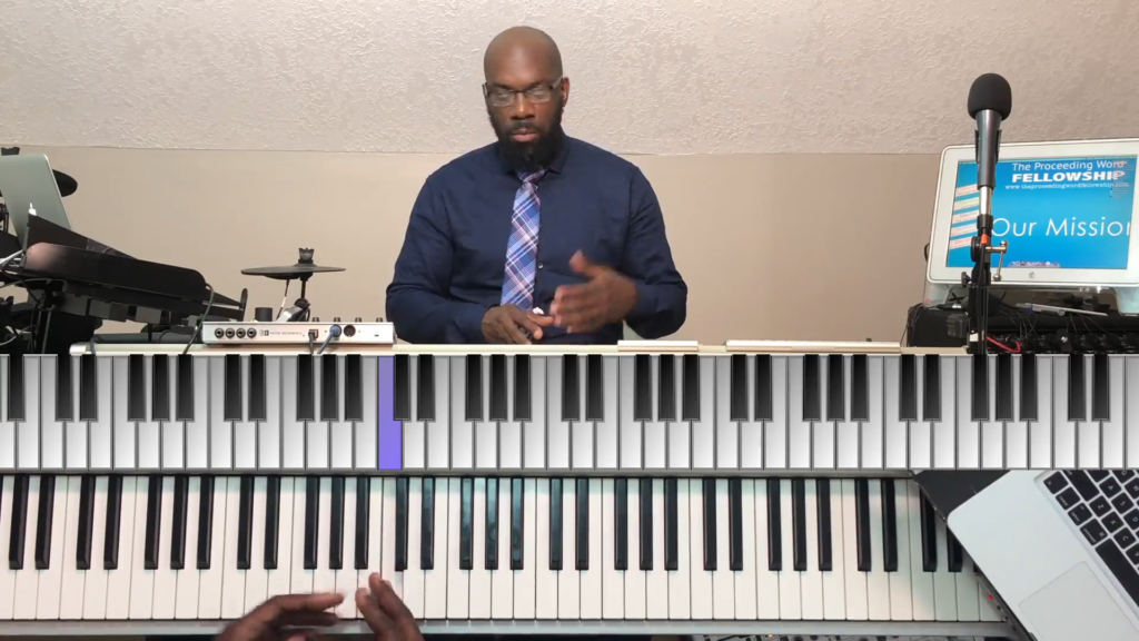 Lesson 1. Finding The C note – Novice