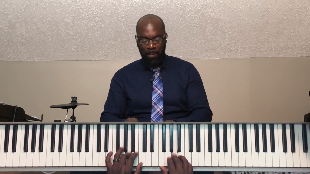 Lesson 12. Both Hands Combined – C Major Scale