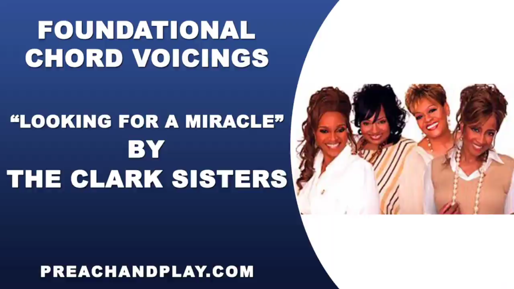Im Looking For A Miracle – The Clark Sisters