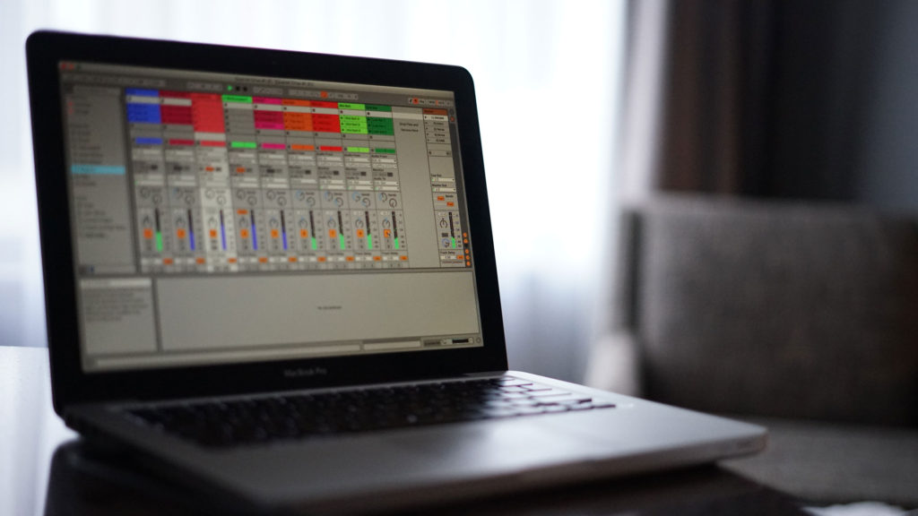 3) How To Change The Key of a Song In Ableton Live